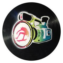 VX Fisheye vinyl