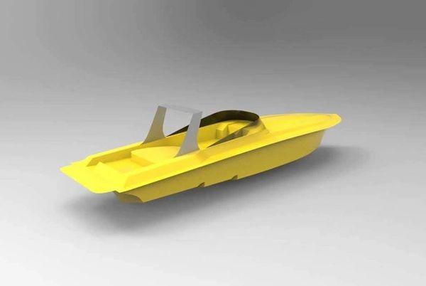 Custom Boat Design