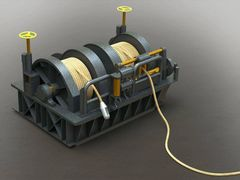 1/32 Double Drum Towing Winch