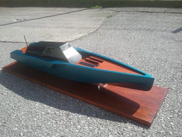 "36"" Wally Power 118 Yacht"