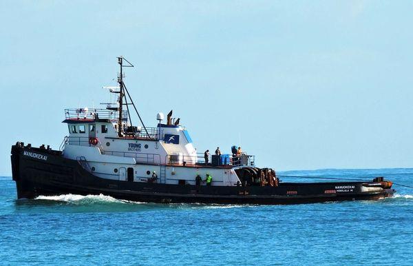 """48"""" Manoukekai Tug Boat"""