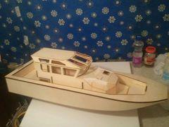 Fast Response Craft Poseidon Rescue Boat