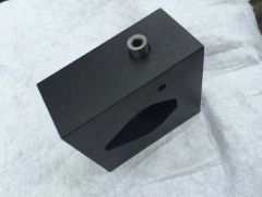 """2S PRO Gas Block Drilling Jig (0.750"""" Spikes)"""