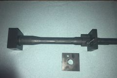 2AU Universal Gas Block Drilling Jig 625/750 Set