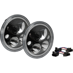 Vision X 7″ Vortex LED Headlight XIL-7RDBKIT