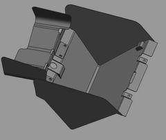 Doug Shelby Engineering Gen V (2013-2017) Airbox Intake Heat Shield