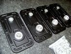 Sight Glass Hub Covers