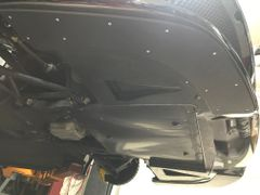 LP 640 Skid Plate (includes both side)