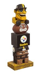 Pittsburgh Steelers Totem Pole