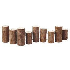 Pine Articulated Votive Holder