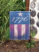 1776 Garden Flag