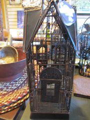 Birdhouse Wine Cork Holder