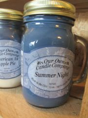 Summer Night Candle