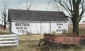 Auction Barn Canvas