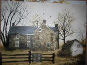 Chester County Fieldstone Canvas