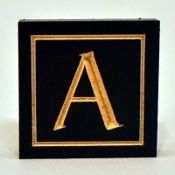 ABC Letter Blocks