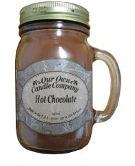 Hot Chocolate Candle