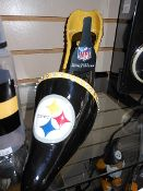 Pittsburgh Steelers High Heel Wine Holder