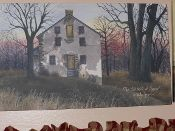 Old Mill Canvas