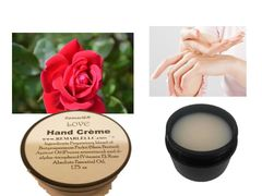 Red Roses Hand Creme