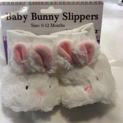 Baby Bunny Slippers