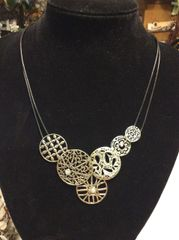 Silpada Necklace - Filigree Art #N2343
