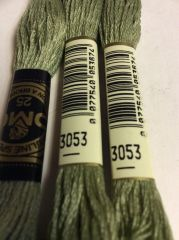 DMC Embroidery Floss – #3053