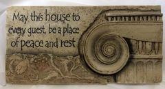 Written in Stone - Peace & Rest