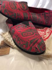 Native Sole - Canvas Shoes, Raven