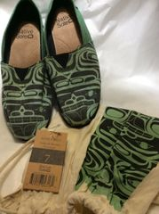 Native Sole - Canvas Shoes, In The Forest
