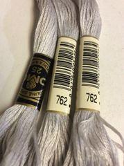 DMC Embroidery Floss – #762
