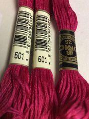 DMC Embroidery Floss – #601