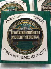 Medicated Ointment