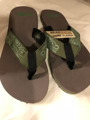 Native Sole Flip Flops - Bear