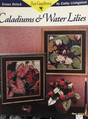 Caladiums & Water Lilies - Pattern