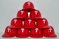 Philadelphia Phillies (10) Ice Cream Sundae Helmets (free shipping)