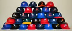 You choose (20) Major League Baseball Sundae Helmets (free shipping)