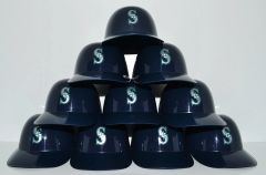 Seattle Mariners (10) Ice Cream Sundae Helmets (free shipping)