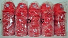 Washington Nationals (100) Ice Cream Sundae Helmets (free shipping)