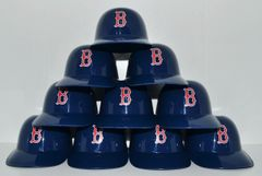 Boston Red Sox (10) Ice Cream Sundae Helmets (free shipping)