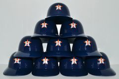 Houston Astros (10) Ice Cream Sundae Helmets (free shipping)