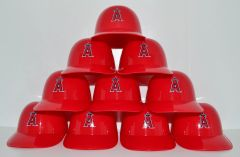 Los Angeles Angels (10) Ice Cream Sundae Helmets (free shipping)