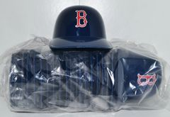 Boston Red Sox (20) Ice Cream Sundae Helmets (free shipping)