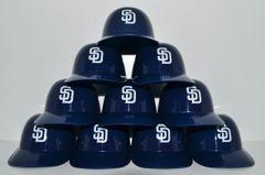 San Diego Padres (10) Ice Cream Sundae Helmets (free shipping)
