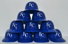 Kansas City Royals (10) Ice Cream Sundae Helmets (free shipping)