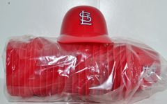 St. Louis Cardinals (20) Ice Cream Sundae Helmets (free shipping)