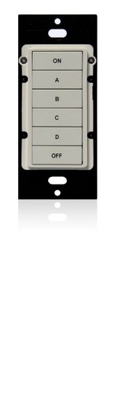 Leviton HLC Room Controller Custom Button
