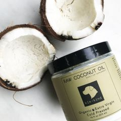 kin + kind Raw Coconut Oil (dog/cat supplement)