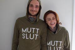 Mutt Slut Hoodie