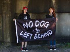 No Dog Left Behind Banner